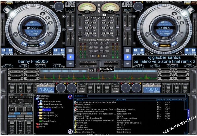 mp3 dj mix software: