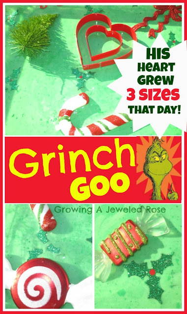 Grinch Goo Christmas Fun