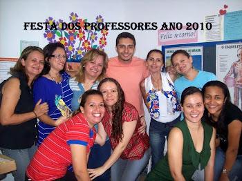 NOSSOS PROFESSORES ANO 2010