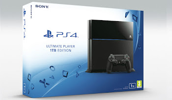 Sony'den 1TB'lık Playstation 4 Ultimate Player Edition Geliyor