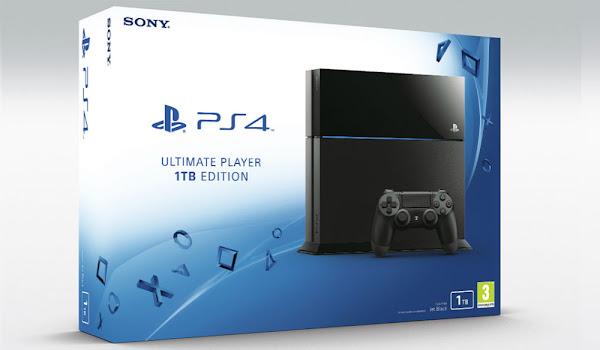 Sony'den 1TB'lık Playstation 4 Ultimate Player Edition Geliyor