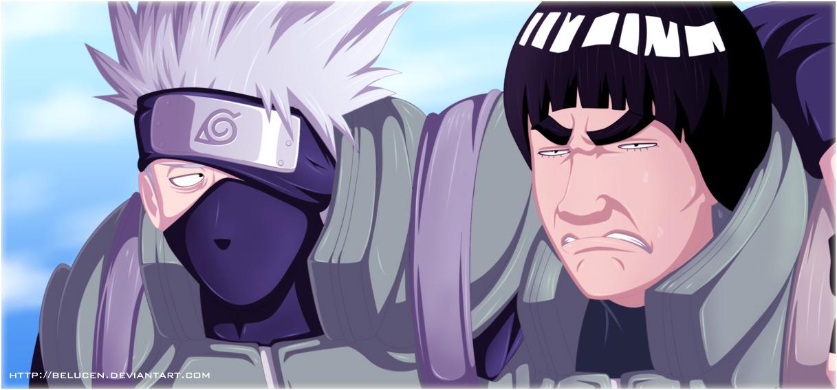 Naruto chap 639 Trang 23