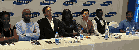 Samsung Drops the Galaxy Mega... just for you!