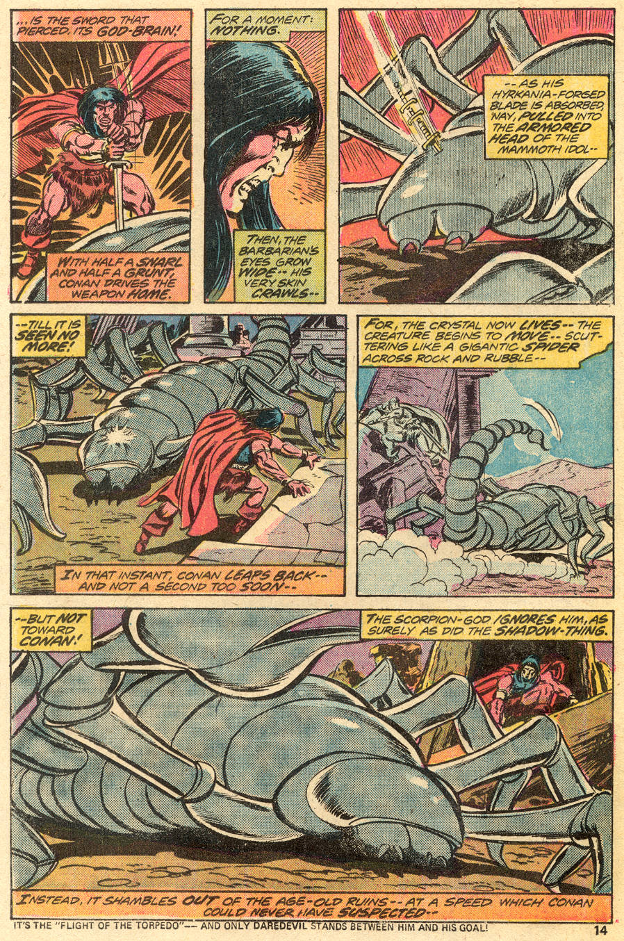 Conan the Barbarian (1970) Issue #55 #67 - English 9