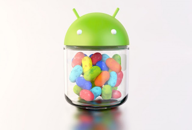 Android Jelly Bean 4.1.1
