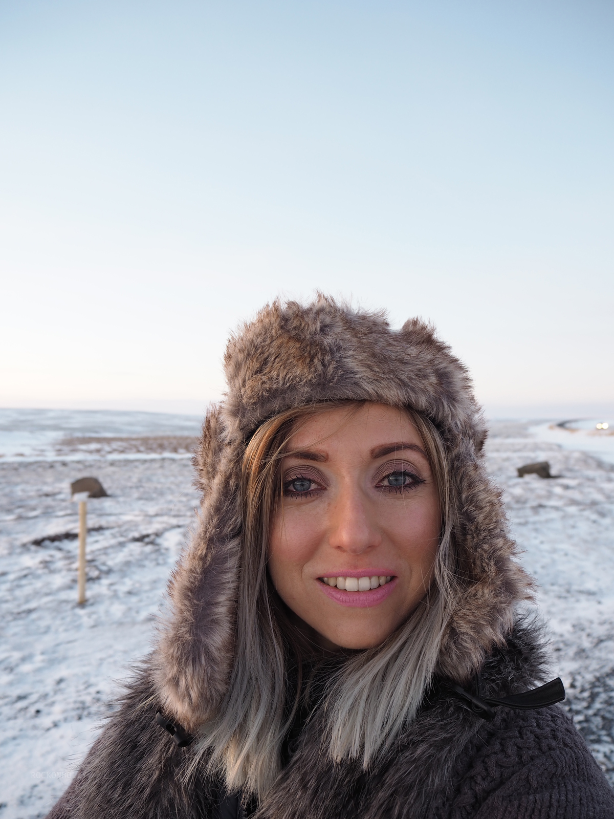 Rock On Holly in Iceland