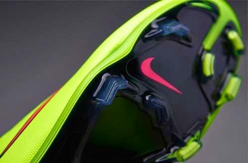 2014 Nike Mercurial Vapor X FG with Green Color