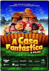 Filme A Casa Fantástica | RMVB | AVI | DVDRip | Torrent