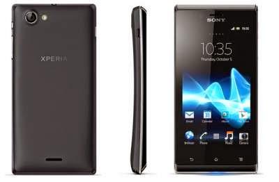 Harga Sony Xperia J Terbaru