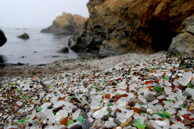 شاطىء الزجاج environmental-healin