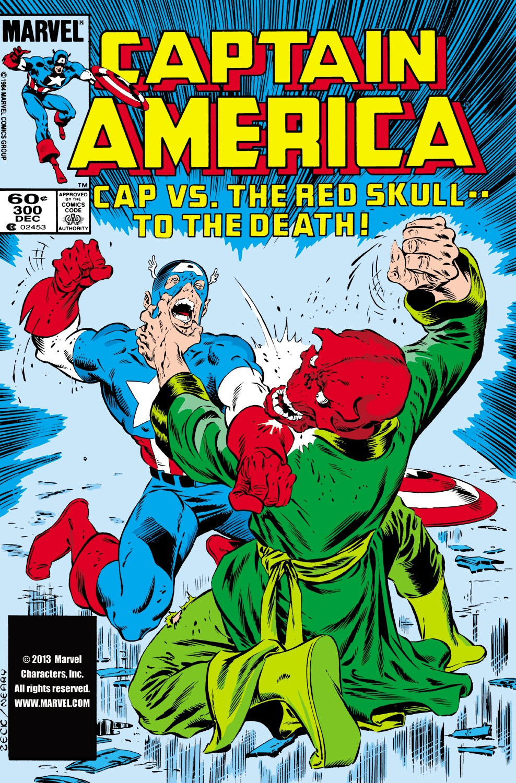 Captain America (1968) Issue #300 #228 - English 1