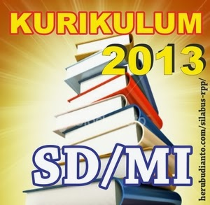 Download RPP SD/MI Kurikulum 2013 Lengkap