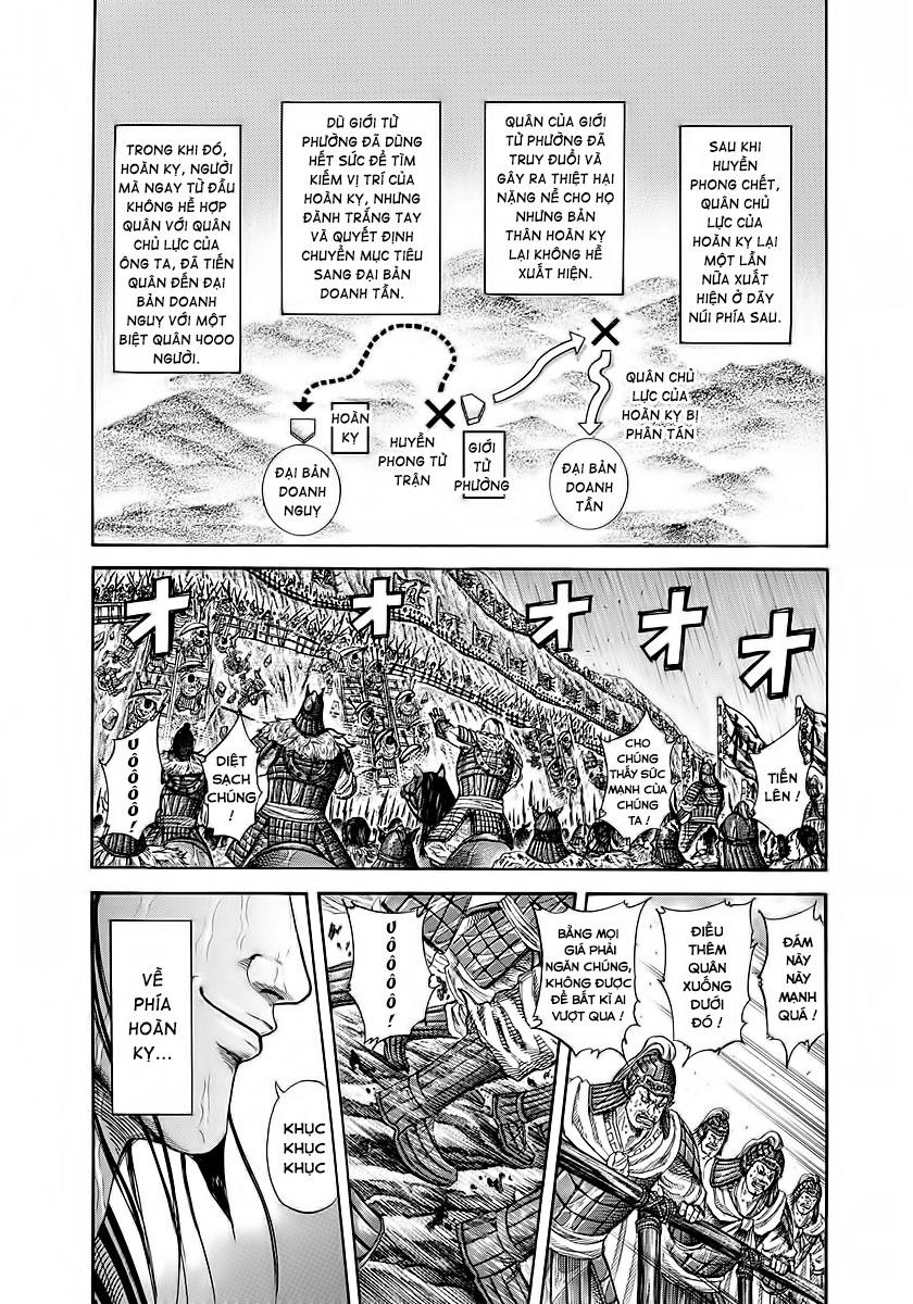 Kingdom – Vương Giả Thiên Hạ (Tổng Hợp) chap 239 page 4 - IZTruyenTranh.com