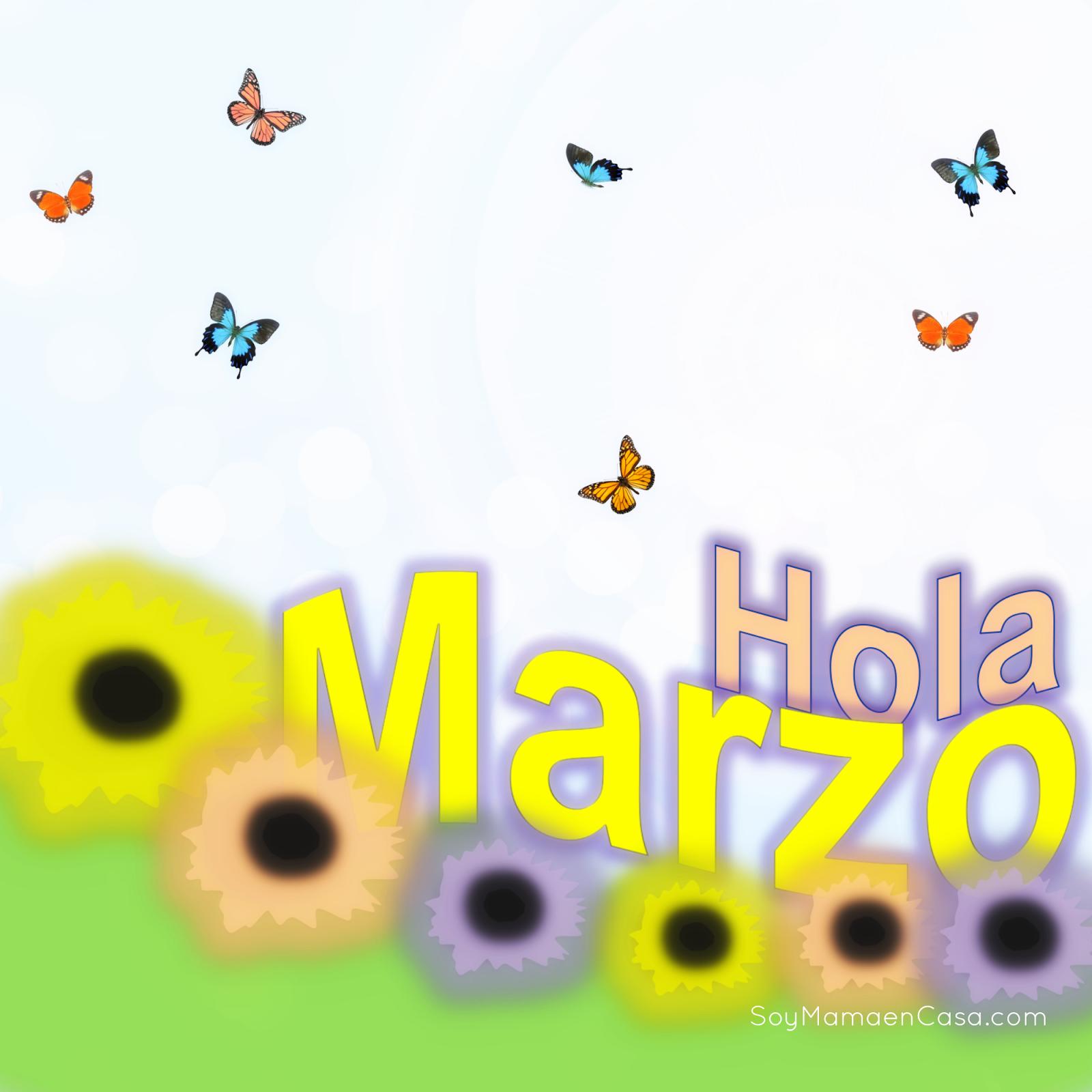 hola Marzo