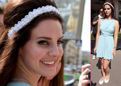 Lana Del Rey's Parisian Meeting with Harvey Weinstein » Gossip