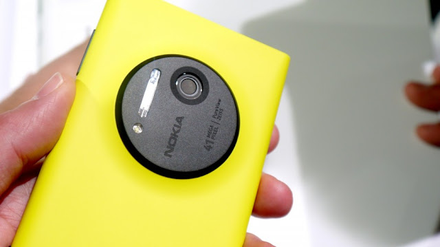 screenshot Nokia Lumia 1020 Smartphone Review and Specifications