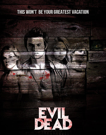 Poster Of Evil Dead 2013 In Hindi Bluray 720P Free Download