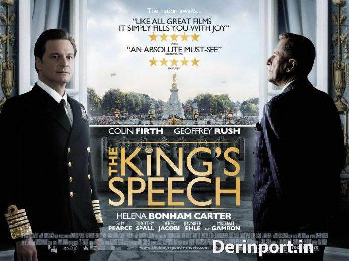Özgür Öğretmen: The King's Speech [2010]