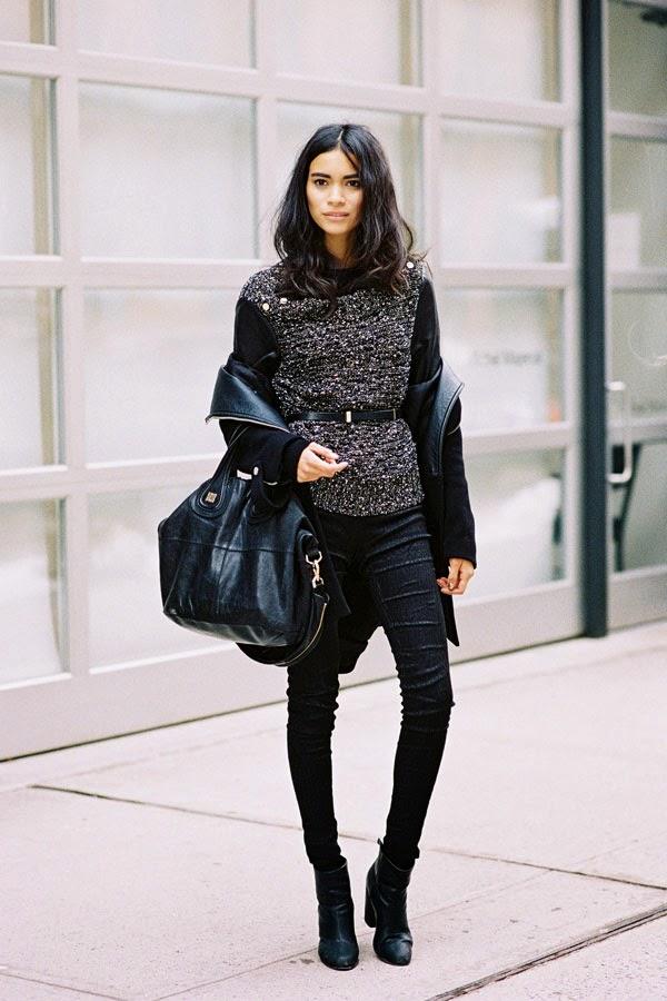 Vanessa Jackman New York Fashion Week Aw 2014 Bianca Juana
