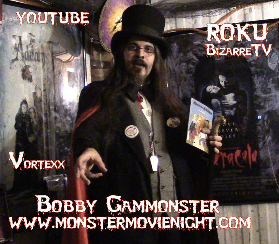 Bobby Gammonster's Monster Movie Night