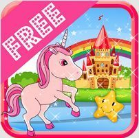 Download Unicorn Dash Kids Pony Games 2.0 Apk For Android