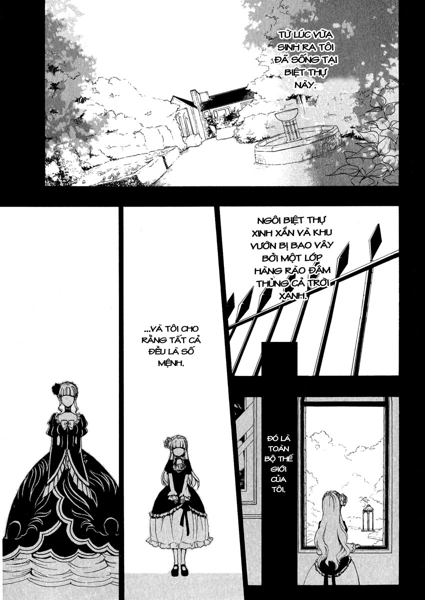 Umineko no Naku Koro ni Episode 3: Banquet of the Golden Witch chap 6 - Trang 2