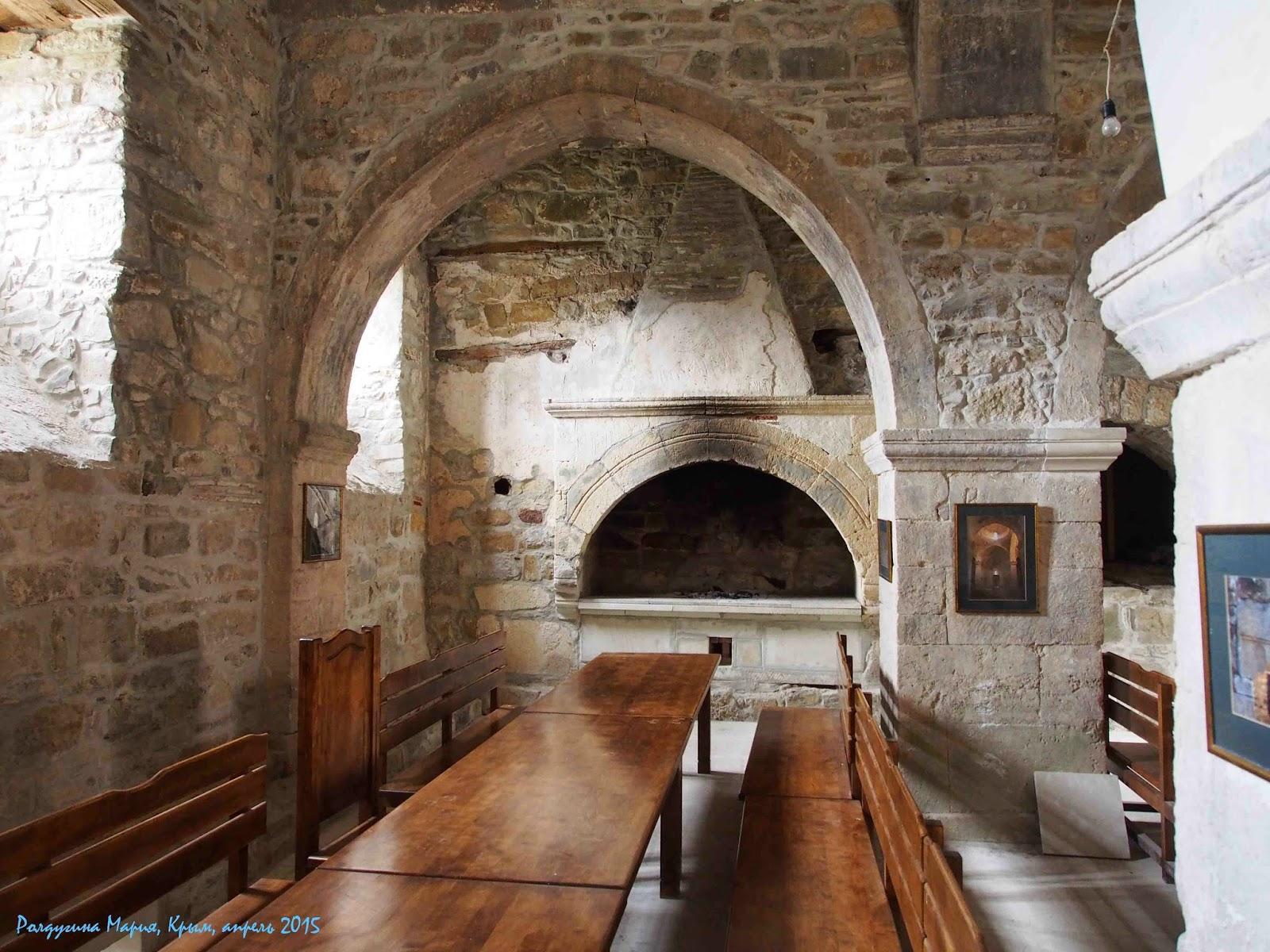 монастырь Старый Крым 2015 фото