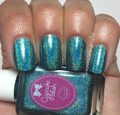 Cupcake Polish Holiday Magic: Noel