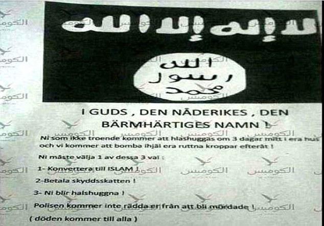 amenazas ISIS,