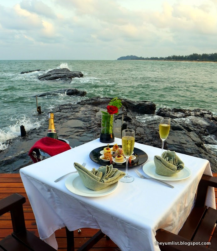 Best Place for Romance, The Rock, Tanjong Jara Resort