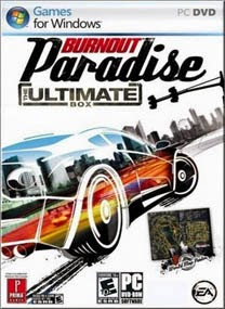 Burnout Paradise The Ultimate Box PC Game Cover Burnout Paradise: The Ultimate Box MULTi12 PROPHET