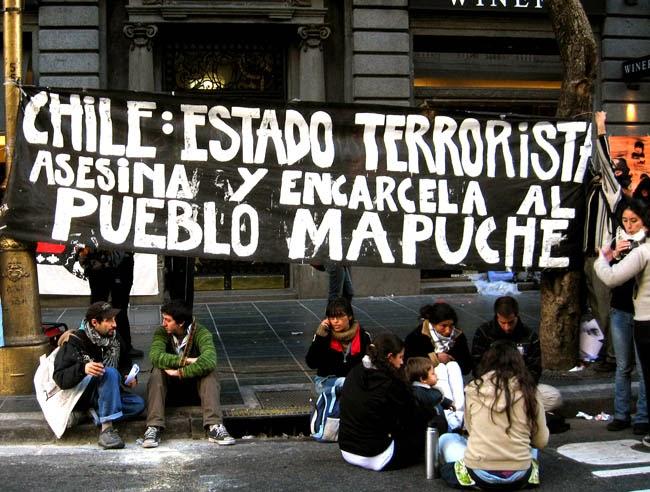 ONU respalda luchas del pueblo mapuche en Chile