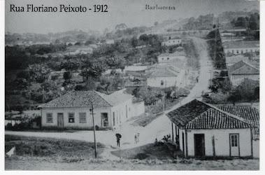 RUA FLORIANO PEIXOTO EM 1912