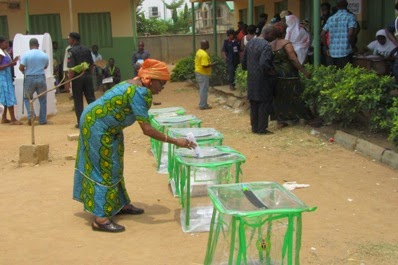 Nigeria election 2015