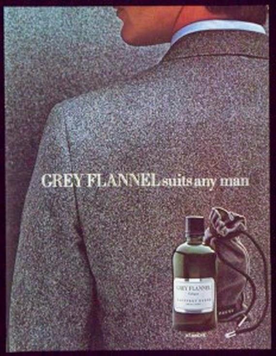 Серый цвет в рекламе
