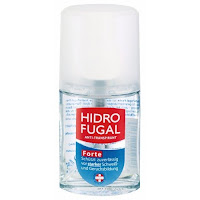 Hidrofugal to control Hyperhidrosis