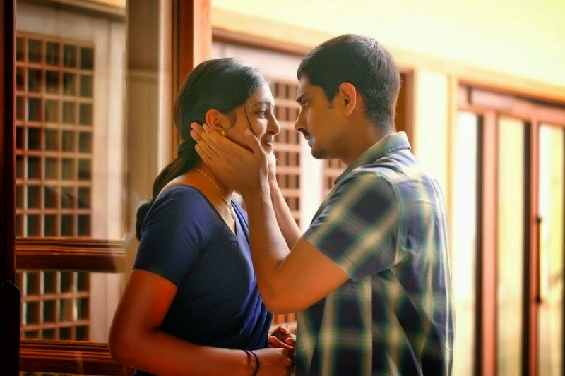 Chikadu Dorakadu Movie Stills - Siddarth, Lakshmi Menon