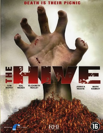 Poster Of Free Download The Hive 2008 300MB Full Movie Hindi Dubbed 720P Bluray HD HEVC Small Size Pc Movie Only At worldfree4u.com