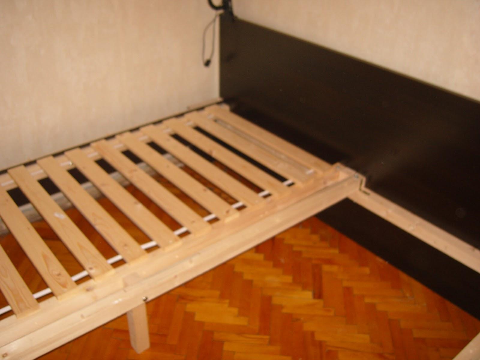 Основание для кровати сделать своими руками 26