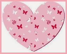 Borboletas no coração: É amor!