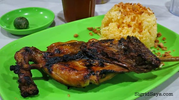 MassKara Chicken - Bacolod restaurants - Bacolod chicken inasal