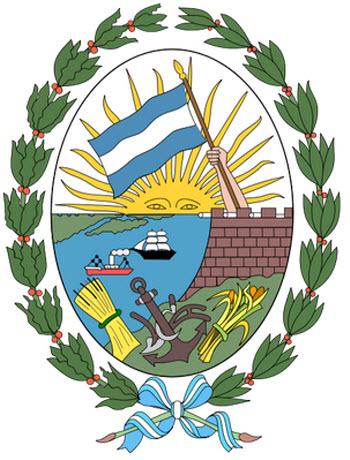 Escudo de la ciudad de Rosario