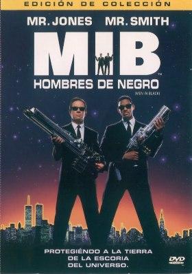 [1997] H0MBRES DE NEGRO [Latino]