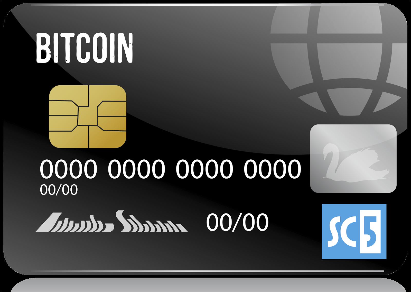 Bitcoin con tarjeta de credito