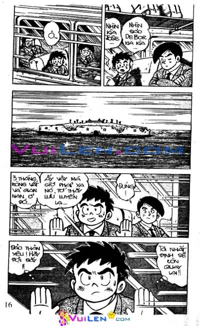 Jindodinho - Đường Dẫn Đến Khung Thành III  Tập 22 page 16 Congtruyen24h