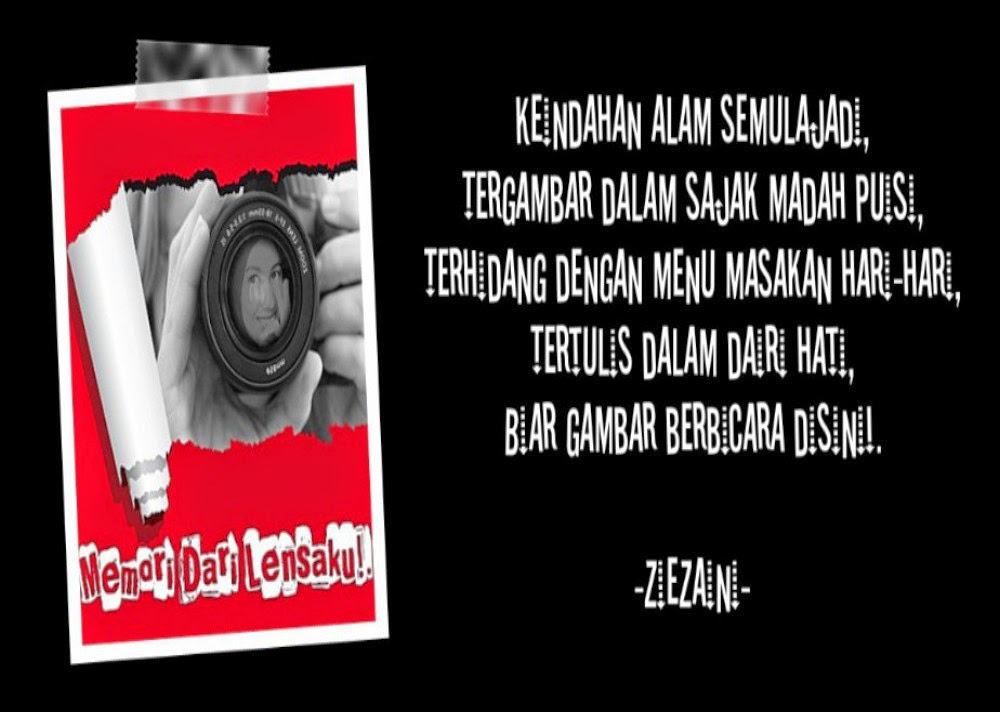 Memori Dari Lensaku!.