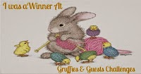 Winner of Gruffies Guests Oct 2014