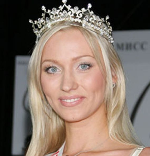 """Cool FunPedia: """"Miss Russia"""" Anna Litvinova Died"""