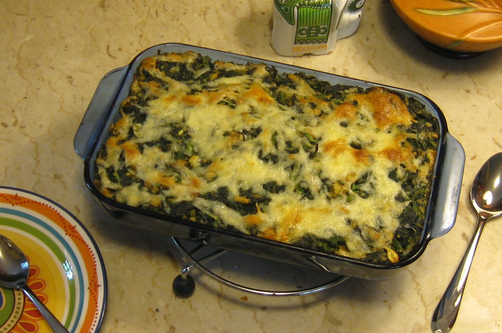 gratin potatoes au gratin makeover spinach gratin makeover spinach