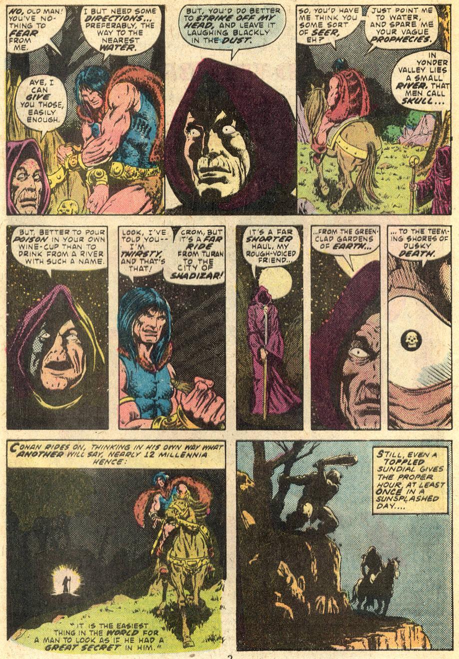 Conan the Barbarian (1970) Issue #64 #76 - English 3